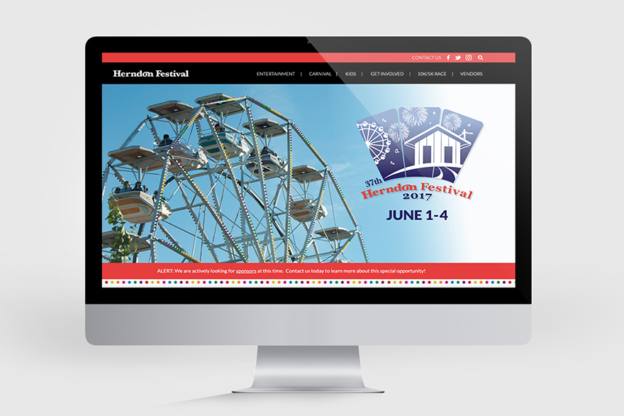 Herndon Festival website