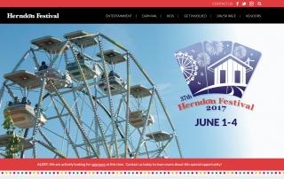 2017 Herndon Festival website