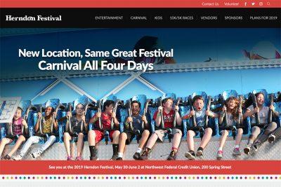 herndon festival website