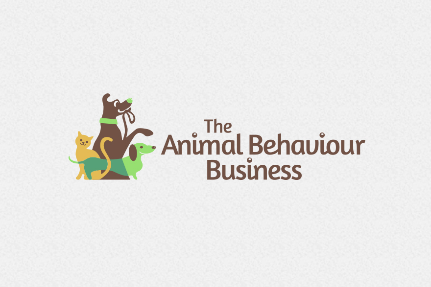 animal behaviour business logo