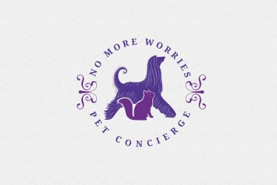 No More Worries Pet Concierge logo