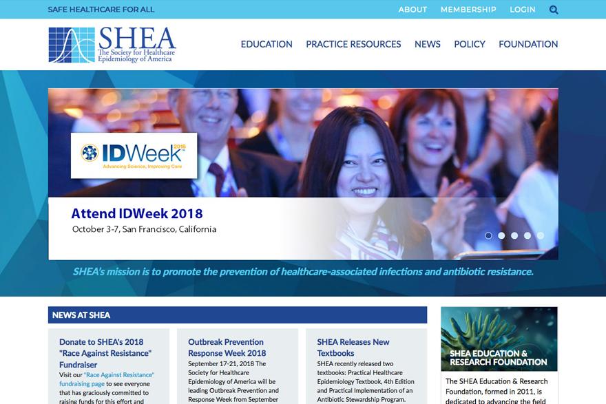 SHEA website